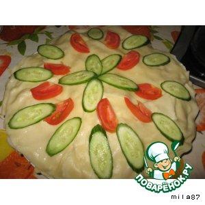 Рецепт Вареный торт