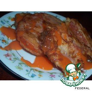 Рецепт Жареные томаты