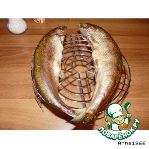 Рецепт Копченая рыбка в аэрогриле