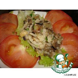 Рецепт Баклажаны по-гречески (закуска)