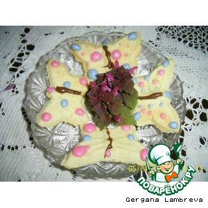 Рецепт Печенье \'\'бабочки\'\'