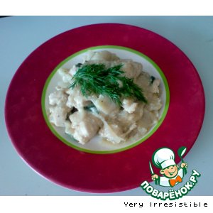 Рецепт Куриные грудки в грушево-горчичном соусе