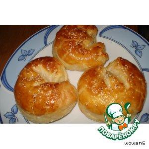 Рецепт Борек  с сыром