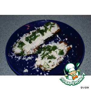 Рецепт Баклажаны по-итальянски