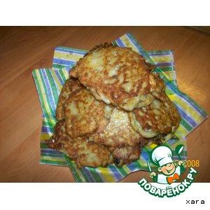 Рецепт Рыба в картофельной корочке