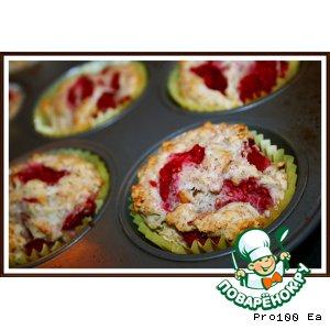 Рецепт Романтический ужин для ковбоя, часть третья: Десерт из Дикого Риса с Малиной