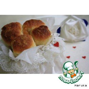 Рецепт Милинки с йогуртом и сыром