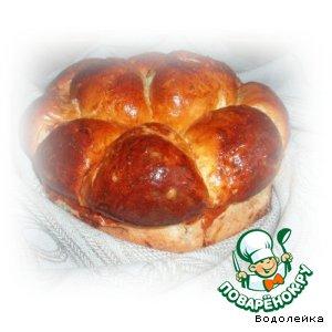 Рецепт Мятно-апельсиновый хлеб