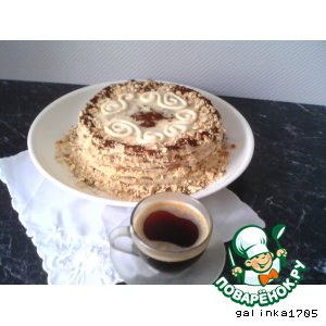 Рецепт с фото торт наполеон рецепт