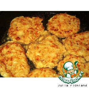 Рецепт: Куриные котлетки от JR