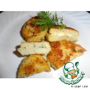 Рецепт Картофельные тосты с сыром
