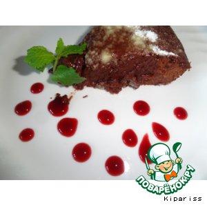 Рецепт Шоколадно-грушевое наслаждение