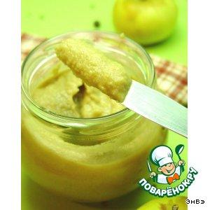 Рецепт Яблочная горчица