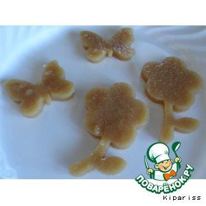 Рецепт Грушево - яблочный мармелад с апельсиновым вкусом