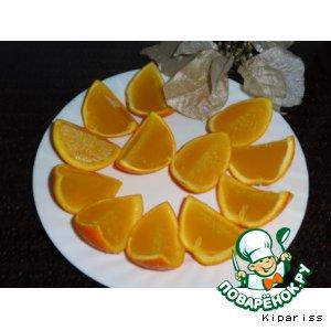 Рецепт Загадочные апельсины