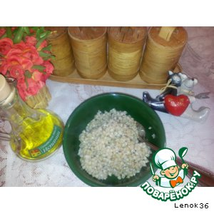 Рецепт Каша из зеленой гречки