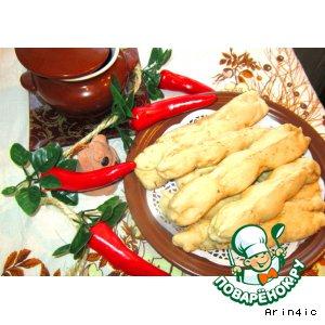 Рецепт Постные булочки с маслинами и кунжутом