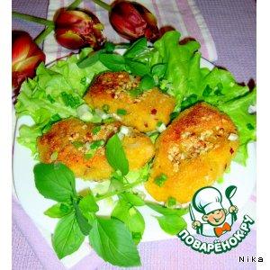 Рецепт Постные  овощные  котлеты