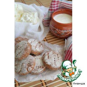 """Рецепт Финские """"кислые"""" ржаные лепешки"""