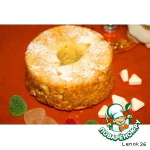 Рецепт Итальянские кексы Sbrisolona  Crumbly Cakes