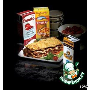 Лазанья аль форно пошаговый рецепт приготовления с фотографиями готовим