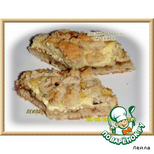 Рецепт Овсяно-творожные пирожные