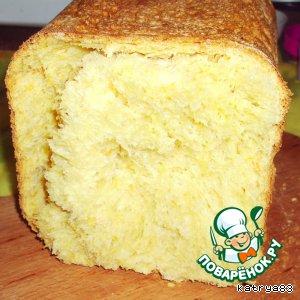 Рецепт Морковный хлеб на топленом молоке с семечками