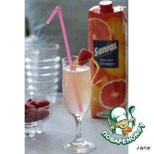 Рецепт Беллини-грейпфрут
