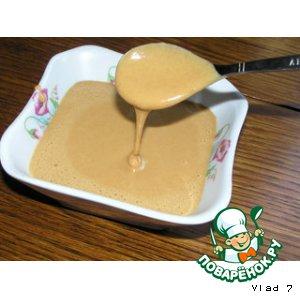 Рецепт Домашнее сгущеное молоко