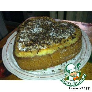 Рецепт Фруктовый пирог к чаю