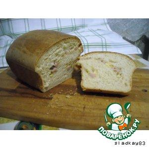 Рецепт Овсяной хлеб закусочный