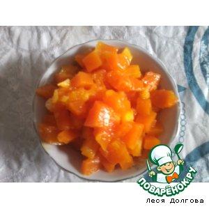 Рецепт Апельсиновое чудо