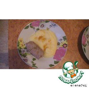 Рецепт Домашняя колбаса в фольге