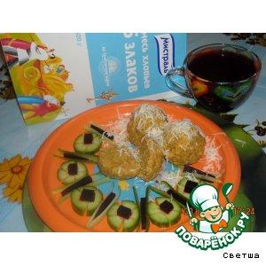 Как готовить домашний рецепт с фото Веселые колобки