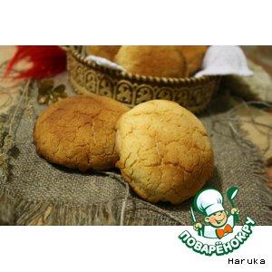 """Рецепт Голландский хлеб """"Tijgerbrood"""" с хлопьями"""