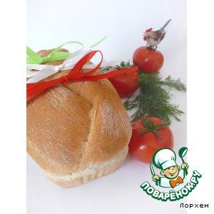Рецепт Pane Rustico di sorelle Simili или Деревенский хлеб сестeр Симили