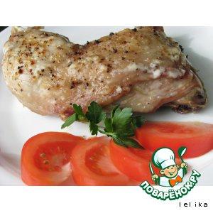 Рецепт Курица в микроволновке