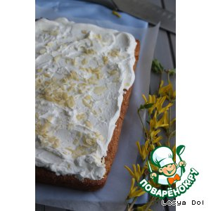 Рецепт Яблочный пирог с орехами