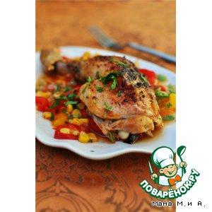 Рецепт Курица в мексиканском стиле