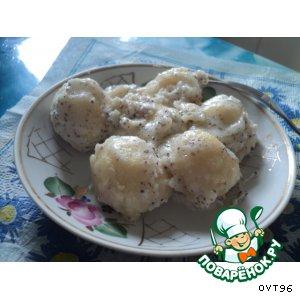 Рецепт Сырные бабки