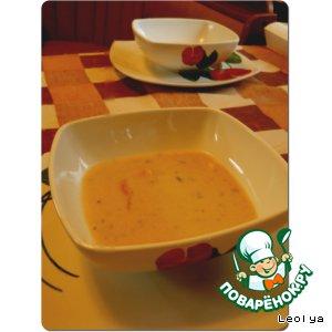 Рецепт Голландский горчичный суп