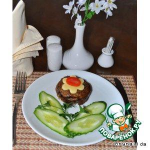 Рецепт Суфле из куриной печени