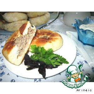 Рецепт Перемячи с бараниной и картофелем