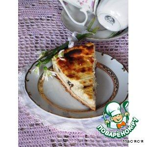 Рецепт Пирог-ватрушка