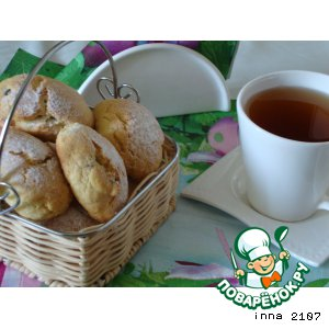 "Рецепт Венецианское печенье ""Zaletti"""