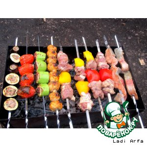 Рецепт Идеи моего пикника