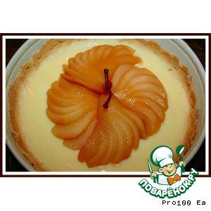 Рецепт Украшение из груш для десертов