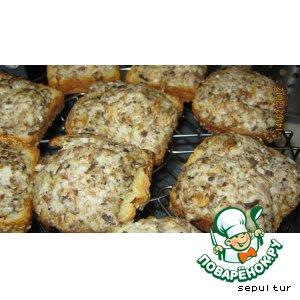 Рецепт Бутерброды с сайрой в аэрогриле