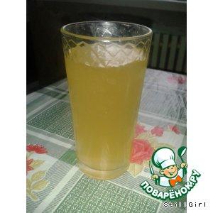 Рецепт Медовый лимонад