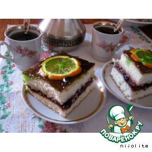 Бисквитное пирожное с апельсинами рецепт с фото как готовить